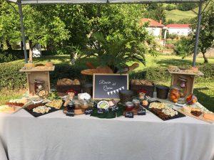 catering de bodas en Asturias