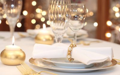 ¡SOS! ¿Cuál es el protocolo a la hora de poner la mesa de navidad?
