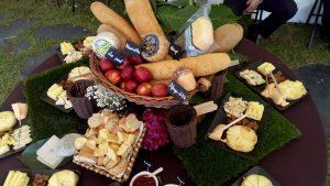 mesa de quesos bodas
