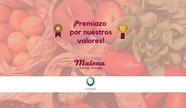 ☆ Premio catering en Gijón
